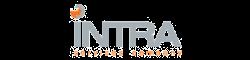 Логотип Интра