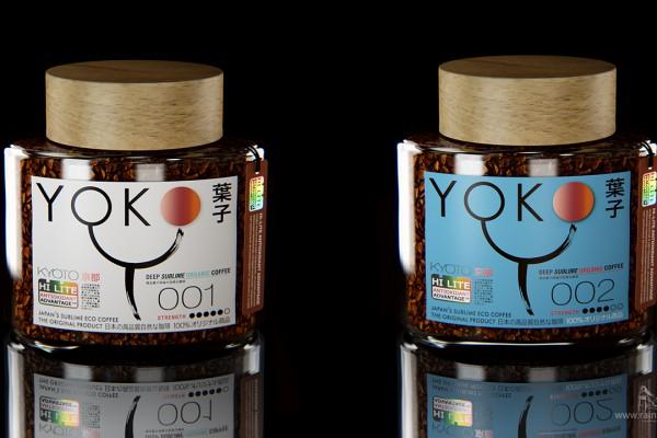2 банки кофе YOKO