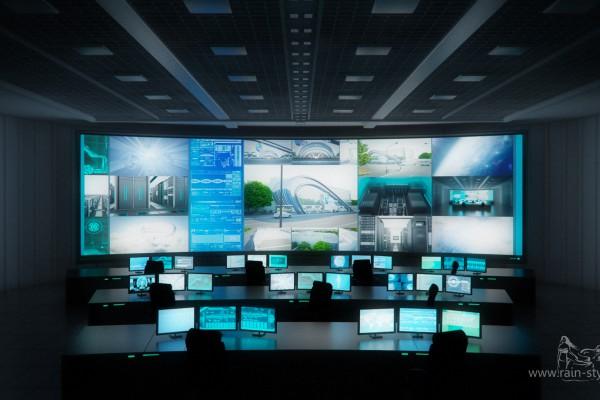Центр управления Ростелеком