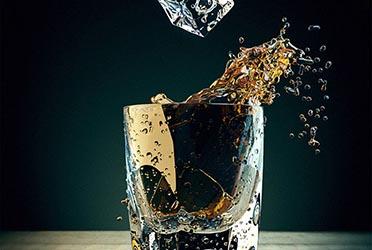 3d иллюстрация «Whisky»