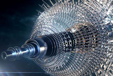 Сборка турбины