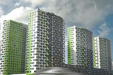 жилой комплекс Пять столиц